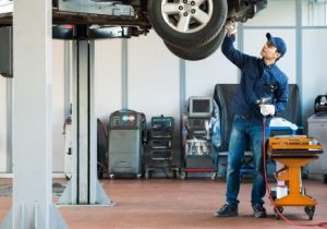 Ryderwood Auto Repairs